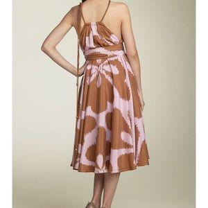 Gorgeous Diane von Furstenberg summer dress